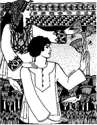 folkwear 1 Victorian Era Mourning Clothes egyptian shirt